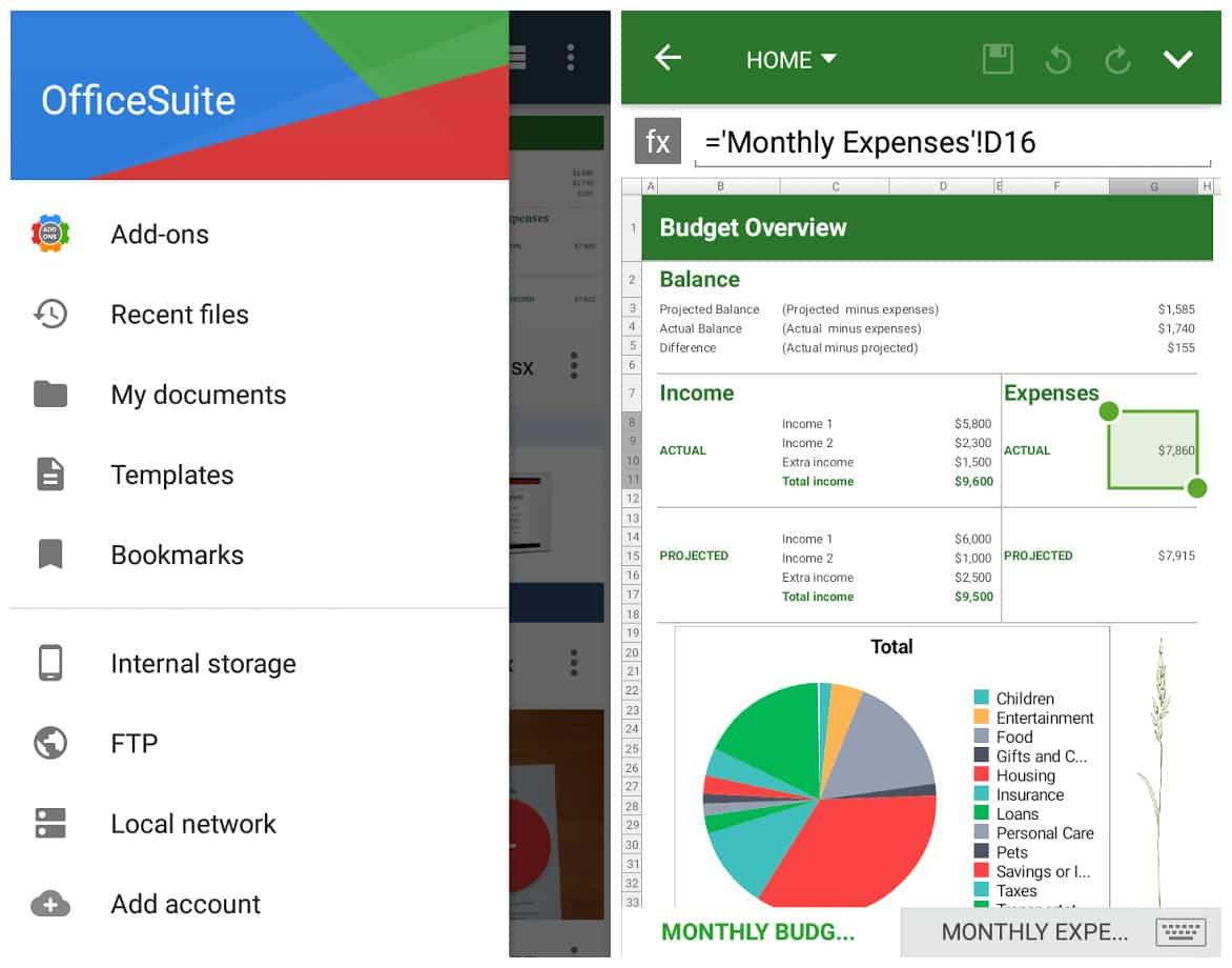 Download Office Suite Pro 8 Apk Free Download For Android - newvisual